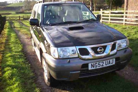 nissan terrano 7 seater price nissan terrano 3 0 litre diesel 7 seater only 95 000