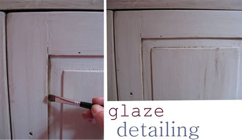 how to distress cabinets yourself diy cabinet makeover with glaze overlay jenna burger