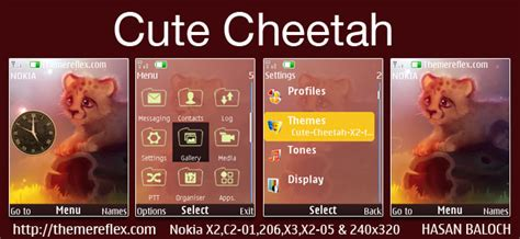 Cute Themes For Nokia X2 02 | design beep live theme for nokia x2 00 x2 02 x2 05 x3