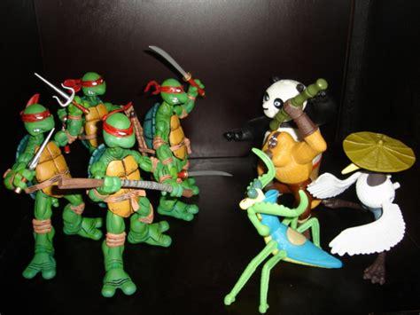 film kung fu vs ninja action figures