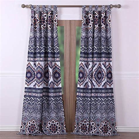 moroccan window curtains boho curtains for sale only 4 left at 60