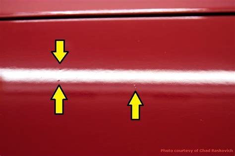 in paint common auto detailing paint defects a list for paint