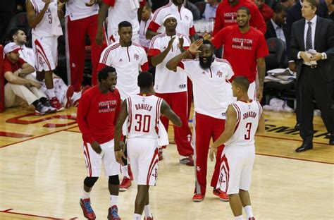 rockets bench houston rockets bench may surprise people