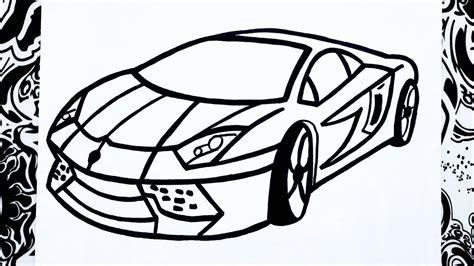 imagenes para dibujar un carro como dibujar un carro how to draw a car doovi