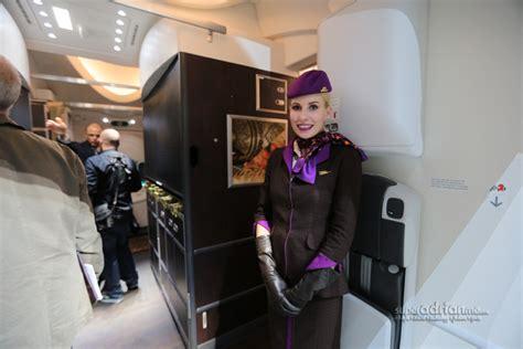 new etihad airways uniforms are chic and