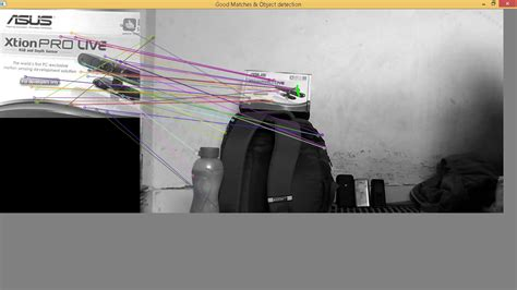 Opencv Mat Tutorial by Opencv Features2d Homography Not Giving Appropriate