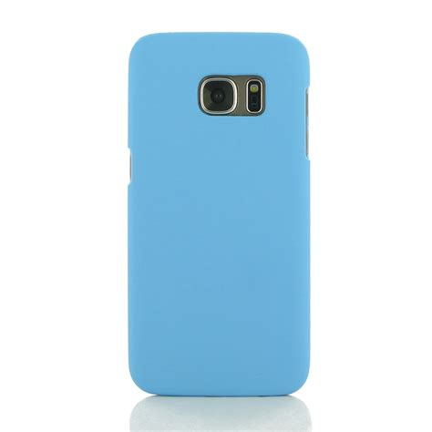Smile Samsung Galaxy S7 Blue Light samsung galaxy s7 rubberized cover light blue pdair 10