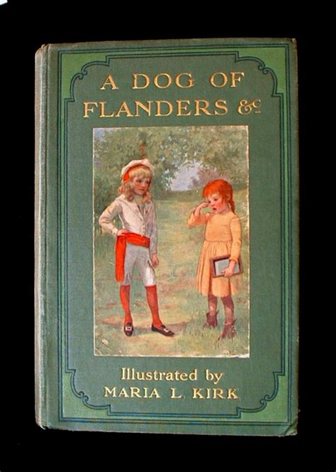 a of flanders a of flanders a dogs book children s books