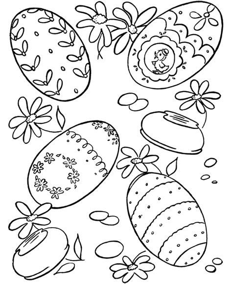 hard coloring pages for easter banco de imagenes y fotos gratis huevos de pascua para