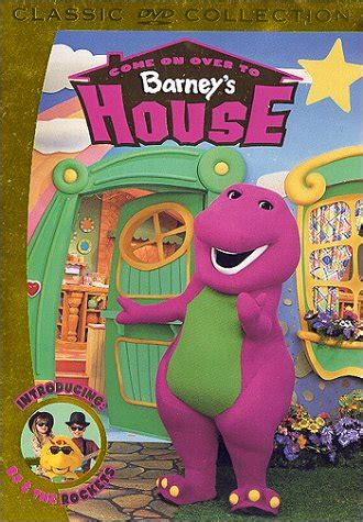barney house barney come on over to barney s house dvd