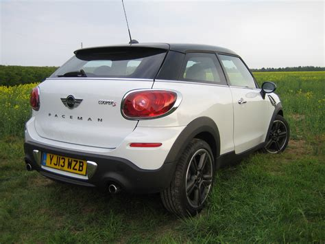 where is a s mini cooper s paceman is new model in a burgeoning brand