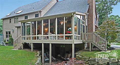 Rooftop Deck House Plans three season sunroom addition pictures amp ideas patio