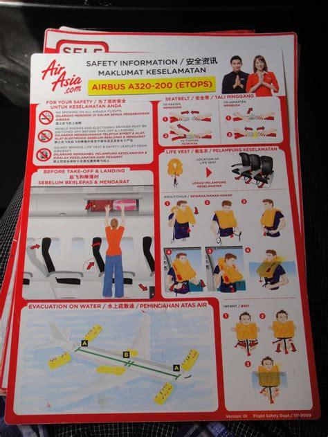 airasia safety singapore to kuala lumpur with airasia