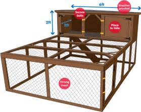 Trixie Natura Two Story Rabbit Hutch Trixie Natura Two Story Rabbit Hutch With Large Run Auto