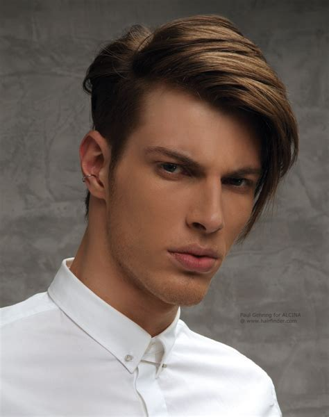 how do u cut sides haircut classic men s haircut with a short undercut before the ear