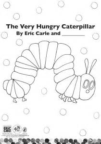 hungry caterpillar coloring pages colour the hungry caterpillar scholastic club