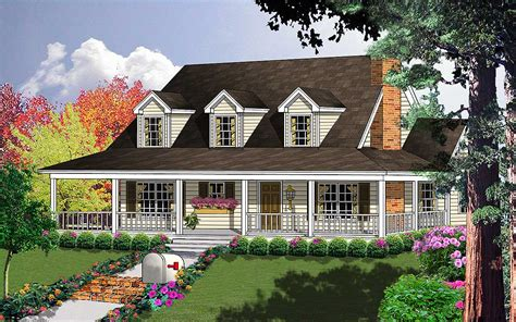 farmhouse plans with wrap around porches porches galore 7410rd 1st floor master suite bonus room cad available country farmhouse