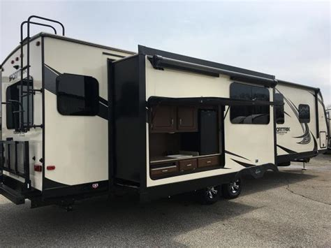 trek bedroom 2017 sport trek touring edition 343vik travel trailer with