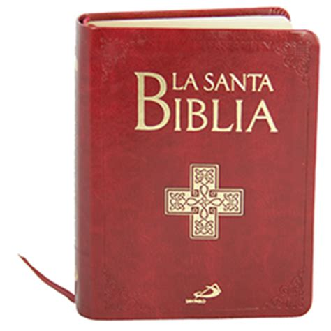 rvr60 santa biblia edicion la santa biblia edici 211 n de bolsillo lujo editorial san pablo