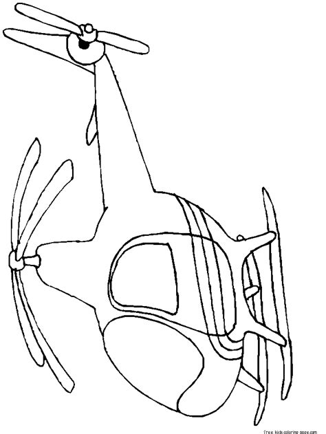 preschool helicopter coloring pages printable helicopter coloring pages for kidsfree printable