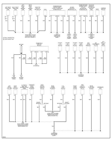 2002 jeep liberty fuel wiring diagram 2005 jeep