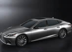 Lexus Ls Price 2018 Lexus Ls Review Specs Price Release Date 0 60