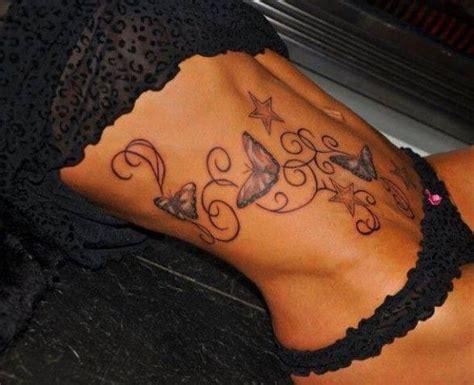 Sterne Vorlagen 4591 by Schmetterlinge Sternchen Frau Tattoos