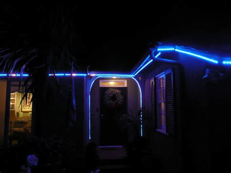 led light strips for homes permanent digital led house lighting 6 steps with pictures