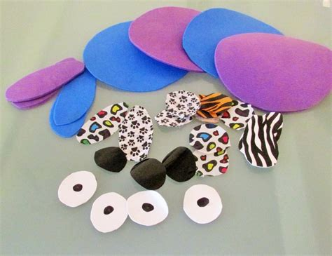 foam craft ideas for animal crafts for children from foamy