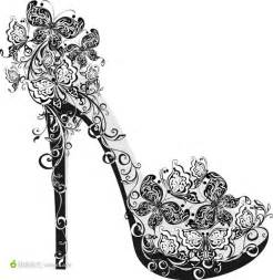 Diva High Heel Coloring Pages sketch template