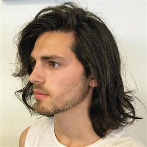 longer hairstyles for men 50 stately long hairstyles for men