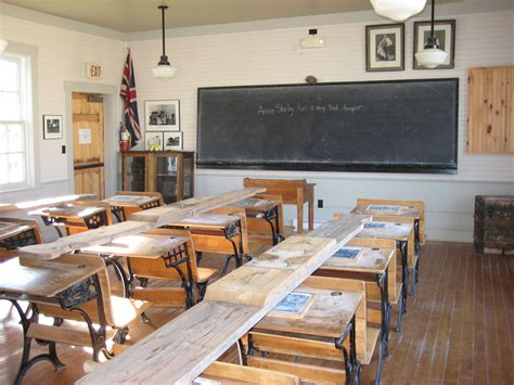 School Room by Cavendish Family Welcome Pei Local S