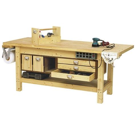 make your own work bench grizzly workbenchs bench tops build your own work bench