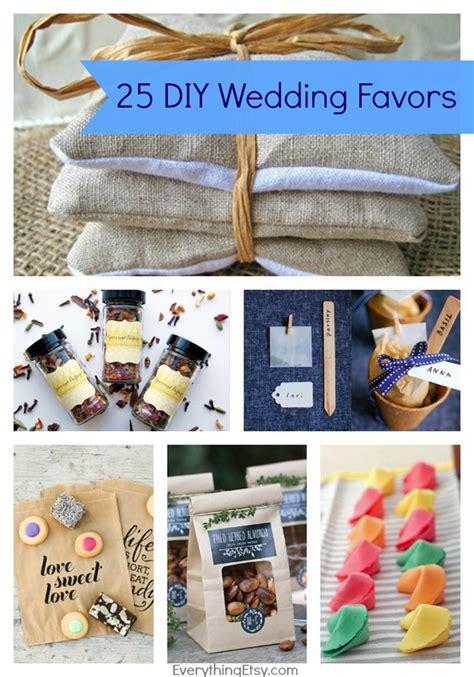 Handmade L Ideas - 25 diy wedding favors l handmade ideas on everythingetsy