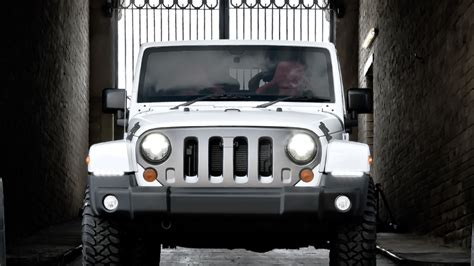 Jeep Front Grill Jeep Wrangler 4 Slot Front Grille Accessory By Kahn Design