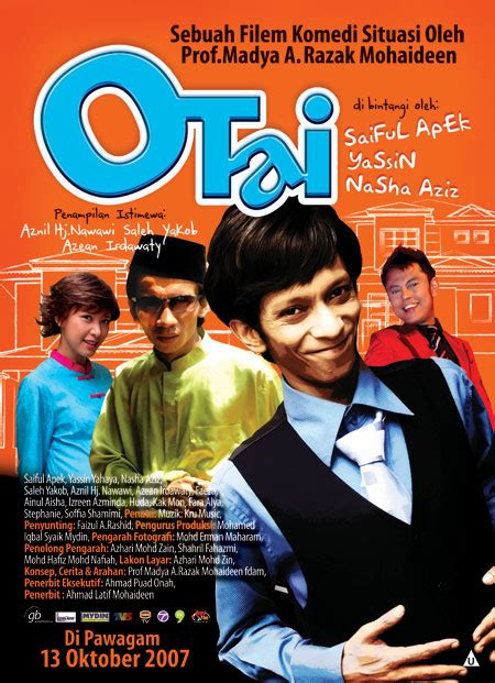 film malaysia saiful apek sinopsis filem otai lakonan saiful apek dan nasha aziz