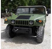 Hummer H1 Military Surplus For Sale