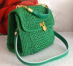 Slingbag Trico 70 best borsa cordino images on crochet tote