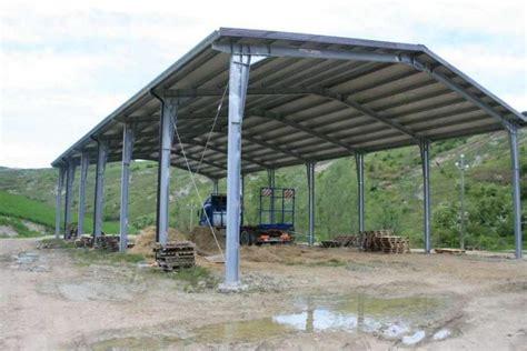 capannoni agricoli usati capannoni x agricoltura metallici a castel focognano