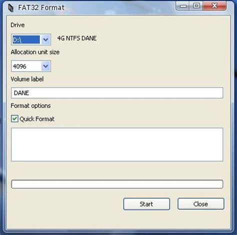 fat32 format by ridgecrop consultants ltd fat32format скачать бесплатно софт