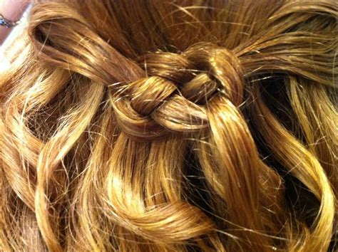 scottish braid wedding hair celtic knot braid nautical irish