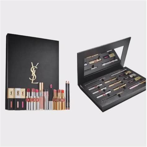 Dijamin Ysl Vernis Glossy Lipstaint No 211 ysl 2016 autumn winter collection trends