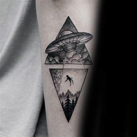 70 alien tattoo designs for men extraterrestrial ink ideas