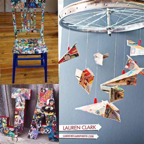 7 idées déco pour une chambre bébé super héros   Idées