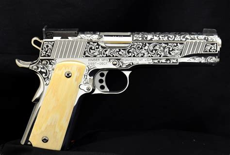 Custom Engraved 1000 images about engraved handguns on