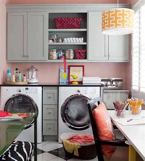 Laundry Room Storage Solutions Dryers Layout And Drawers Storage Solutions Laundry Room