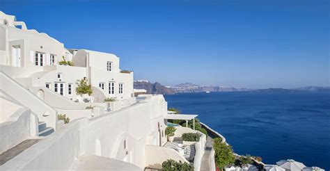 best luxury hotel santorini luxury hotel in santorini canaves oia boutique hotel