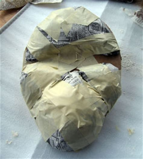 How To Make Paper Mache Masks Step By Step - how to make a paper mache mask ultimate paper mache