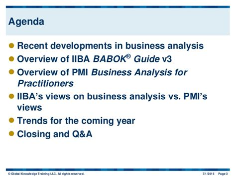 the pmi guide to business analysis books the impact of iiba s new babok 174 guide and pmi s new