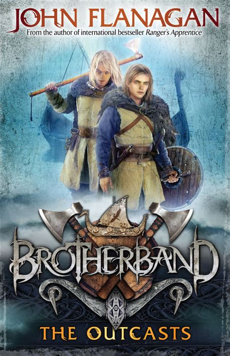the outcasts of time books free event with author of brotherband flanagan
